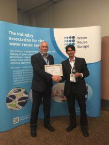 water reuse award winner 2017