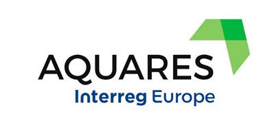 Aquares interred europe logo